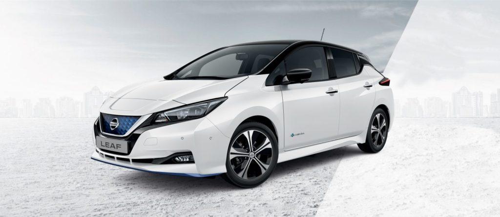 À la découverte de la nouvelle Nissan LEAF+ !