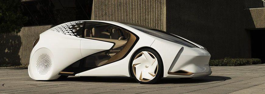 Pour les JO 2020 de Tokyo une voiture autonome portera la flamme olympique