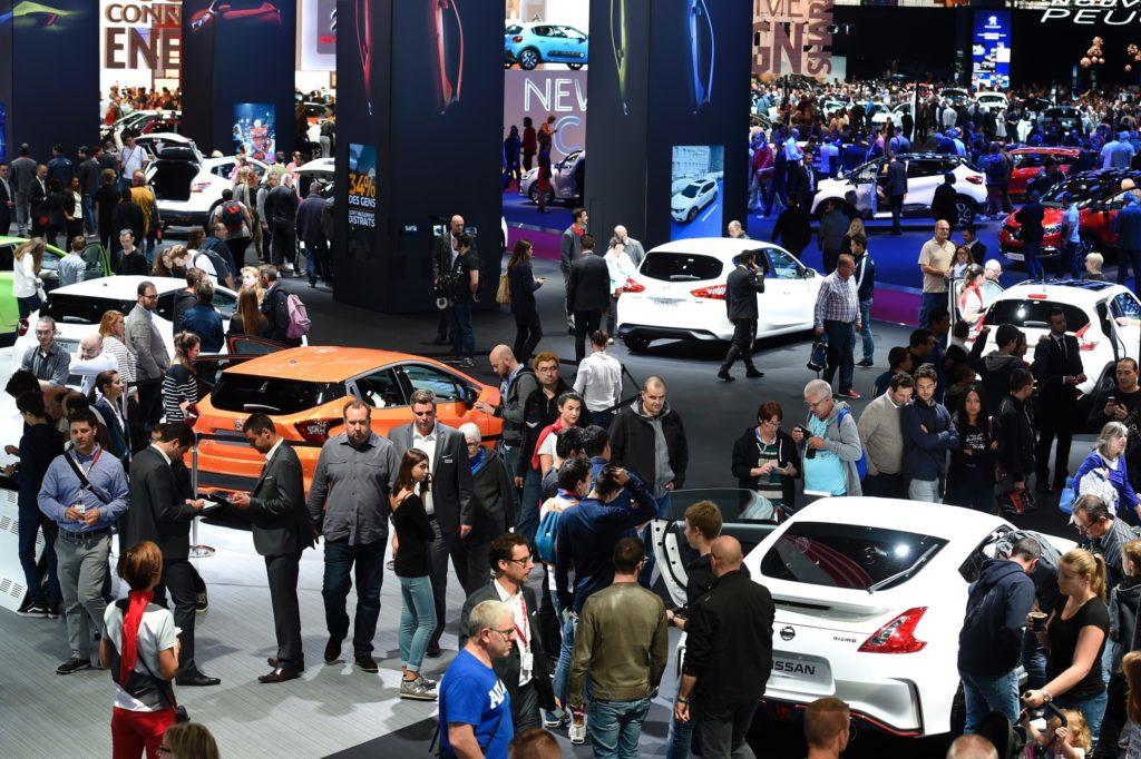 Le mondial de l'auto 2020 approche à grands pas !